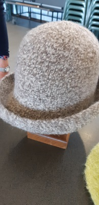alexis felted hat